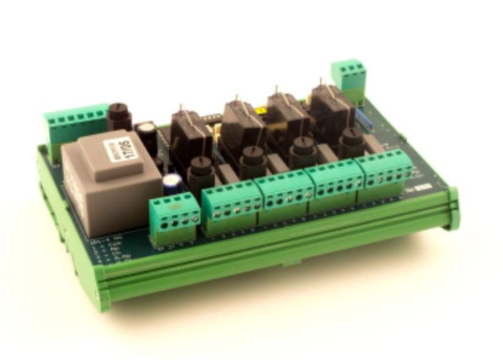 PLC per l'automazione industriale